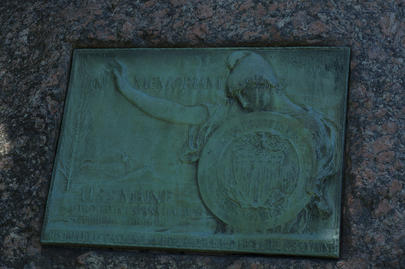 Photograph of The Hiker, Spanish-American War Memorial - AO-00066-004.jpg