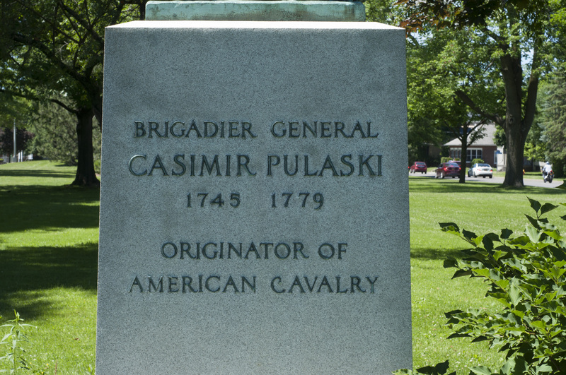Photograph of General Pulaski Monument - AO-00068-004.jpg