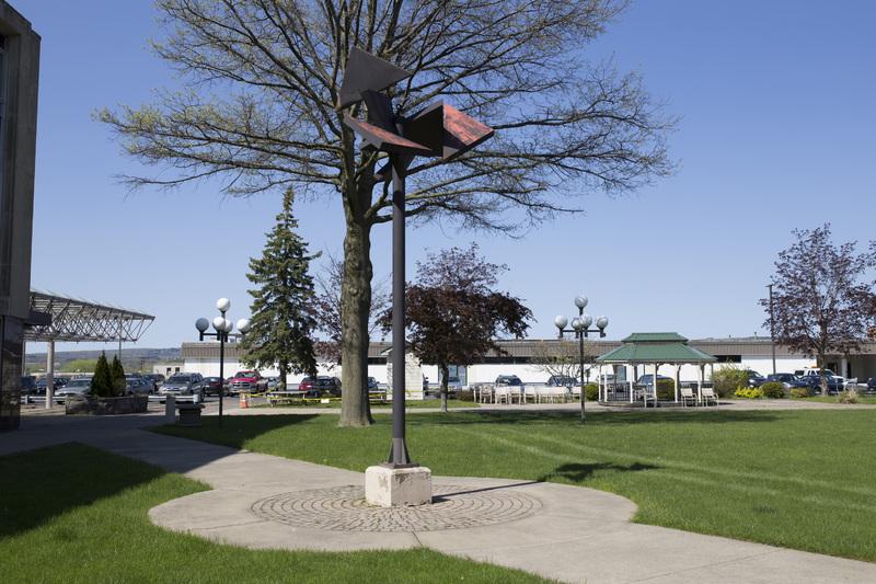 Photograph of Utica City Hall Sculpture - AO-00075-005.jpg