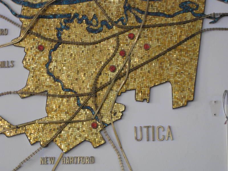 Photograph of Oneida National Bank Relief and Mosaic - IMG_2162.JPG