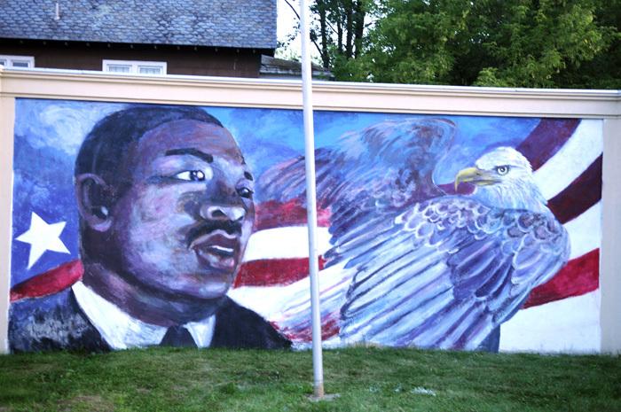 Photograph of Dr King Jr. Memorial Park Mural - dr king.jpg