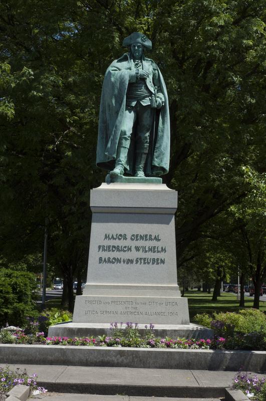 Photograph of Baron von Steuben Monument - AO-00065-005.jpg