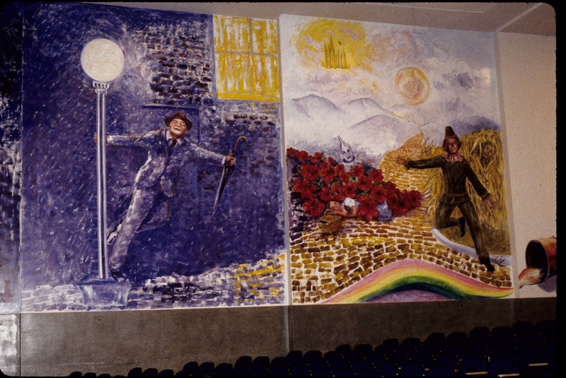 Photograph of Strough Auditorium Theatre Murals - STROUGH  KELLYjpg copy.jpg