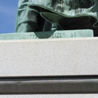 Photograph of Baron von Steuben Monument - AO-00065-003.jpg