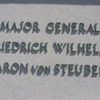 Photograph of Baron von Steuben Monument - AO-00065-004.jpg