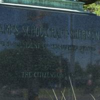 Photograph of James Schoolcraft Sherman Monument - AO-00067-001.jpg