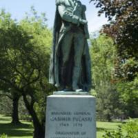 Photograph of General Pulaski Monument - AO-00068-005.jpg