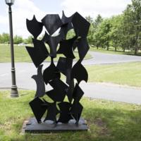 Photograph of Screen Sculpture #35 - AO-00119-004.jpg