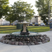 Photograph of Sylvan Beach Fountain - AO-00140-003.jpg