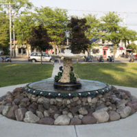 Photograph of Sylvan Beach Fountain - AO-00140-004.jpg