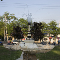 Photograph of Sylvan Beach Fountain - AO-00140-006.jpg