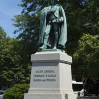 Photograph of Baron von Steuben Monument - AO-00065-006.jpg