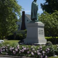 Photograph of Baron von Steuben Monument - AO-00065-008.jpg