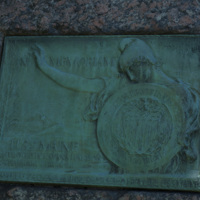 Photograph of The Hiker, Spanish-American War Memorial - AO-00066-004.jpg