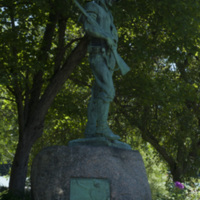 Photograph of The Hiker, Spanish-American War Memorial - AO-00066-006.jpg