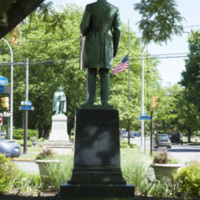 Photograph of James Schoolcraft Sherman Monument - AO-00067-003.jpg