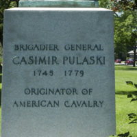 Photograph of General Pulaski Monument - AO-00068-004.jpg