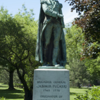 Photograph of General Pulaski Monument - AO-00068-005.jpg