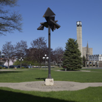 Photograph of Utica City Hall Sculpture - AO-00075-003.jpg