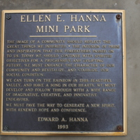 Photograph of Ellen E. Hanna Mini Park - AO-00096-019.JPG
