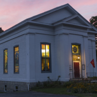 Photograph of Clayville Public Library - AO-00108-036.jpg