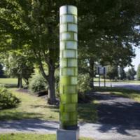 Photograph of Green Light Column - AO-00164-018.jpg