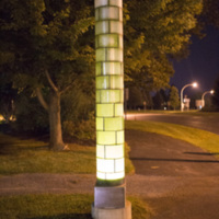 Photograph of Green Light Column - AO-00164-022.jpg