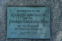 Photograph of The Hiker, Spanish-American War Memorial - AO-00066-001.jpg