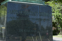 Photograph of James Schoolcraft Sherman Monument - AO-00067-001.jpg