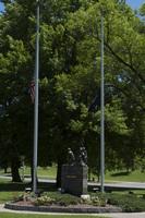 Photograph of World War I/World War II/Korean War Monument - AO-00130-001.jpg